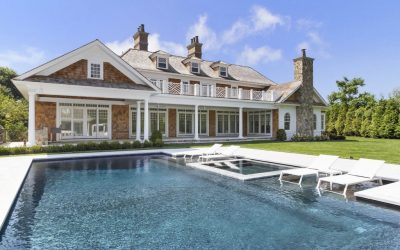 Hamilton Producer Drops $7M on a Noteworthy Hamptons Home